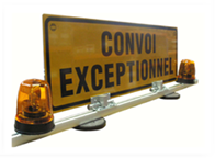 accompagnement transports exceptionnels escorte police